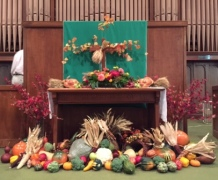 altar thanksgiving