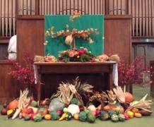 altar thanksgiving