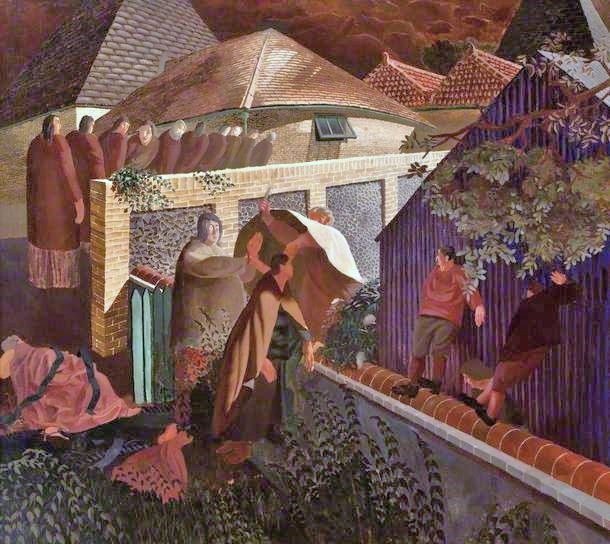 Image result for stanley spencer the betrayal